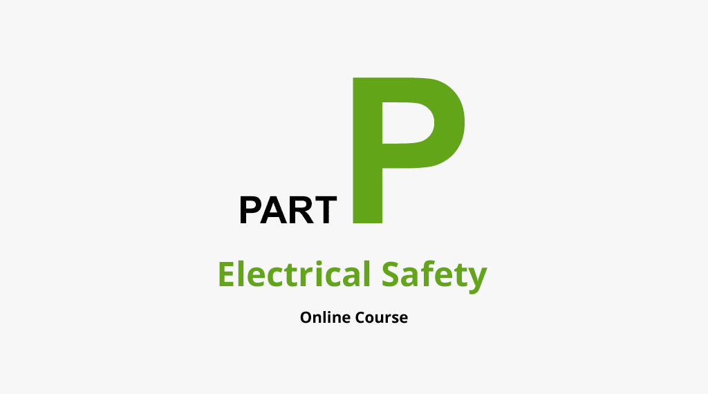 Part P - Online Course Only
