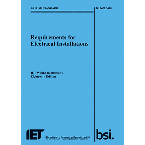 Requirements for Elecrical Installations 18th Edition Online Course