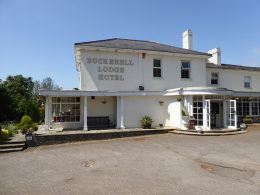 The Buckerell Lodge Hotel Exeter